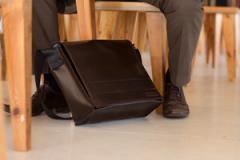 Tasche »Nomadin« in der Tischfabrik