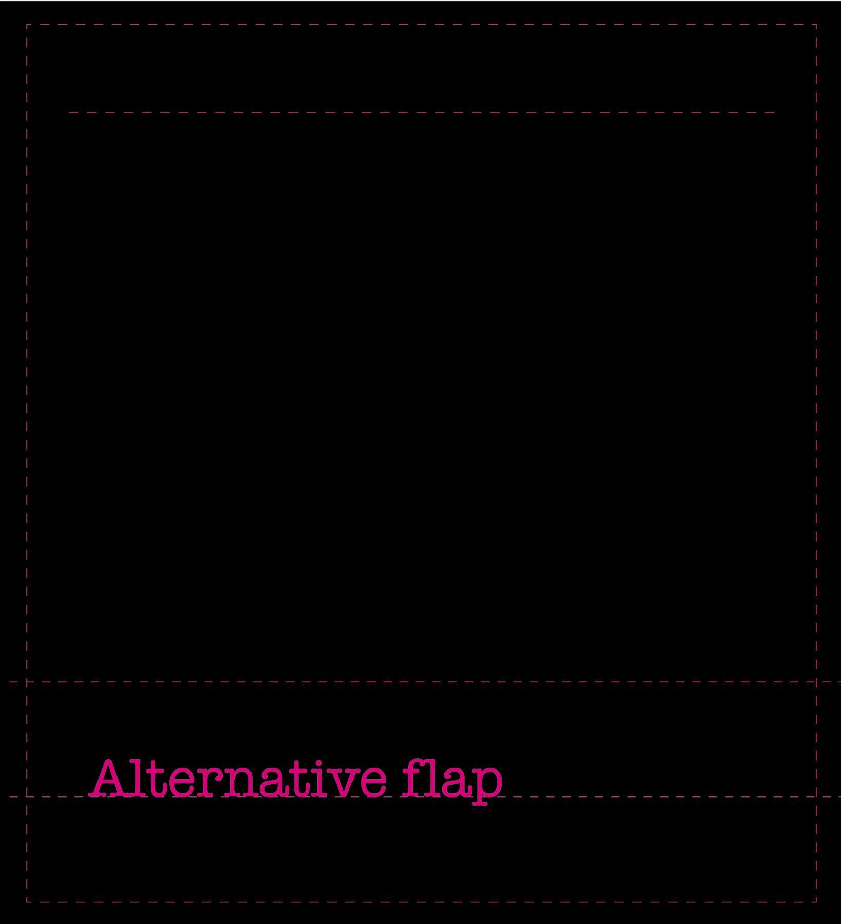 Alternative flap (mittel)