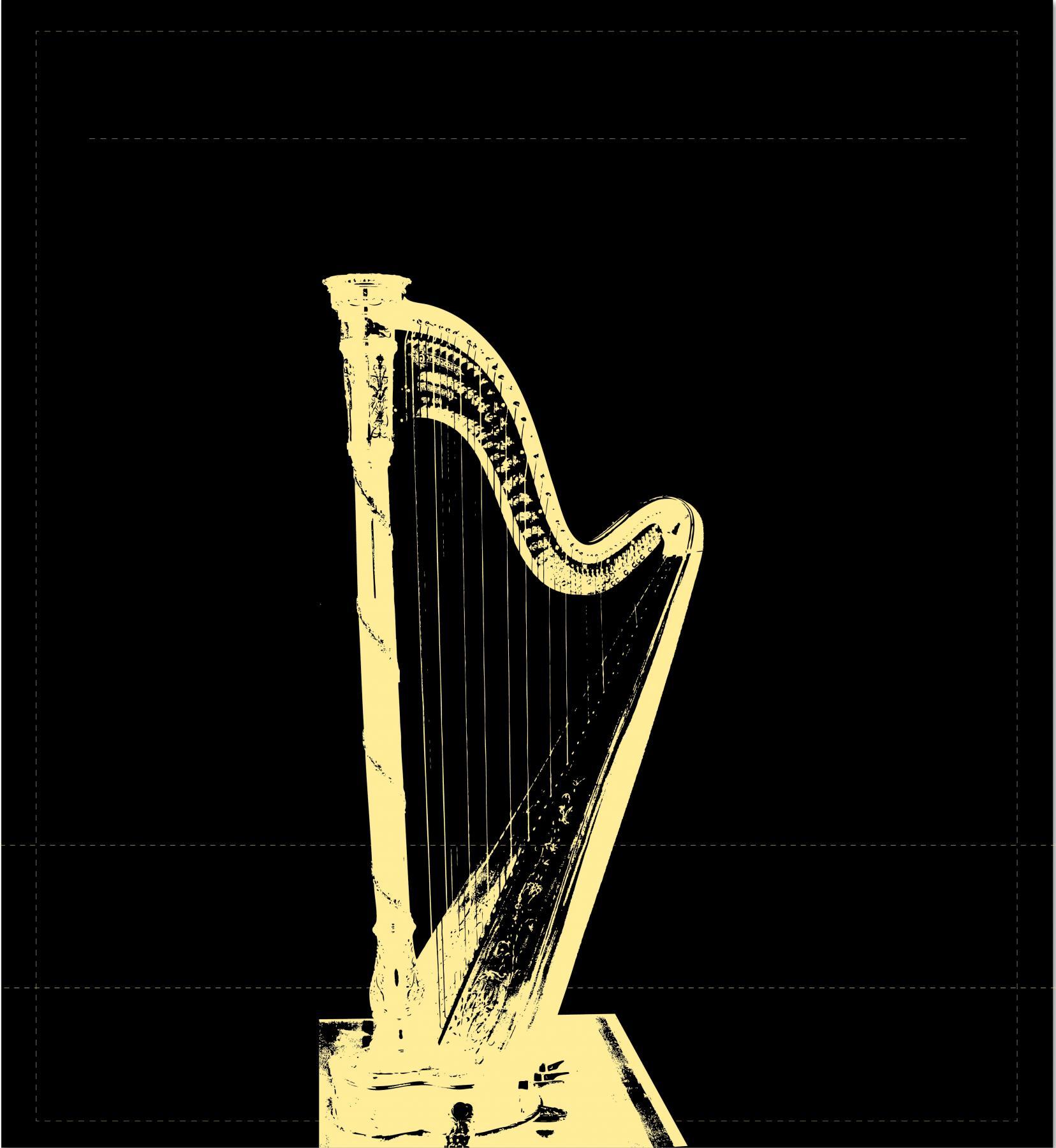 Harfe (mittel)