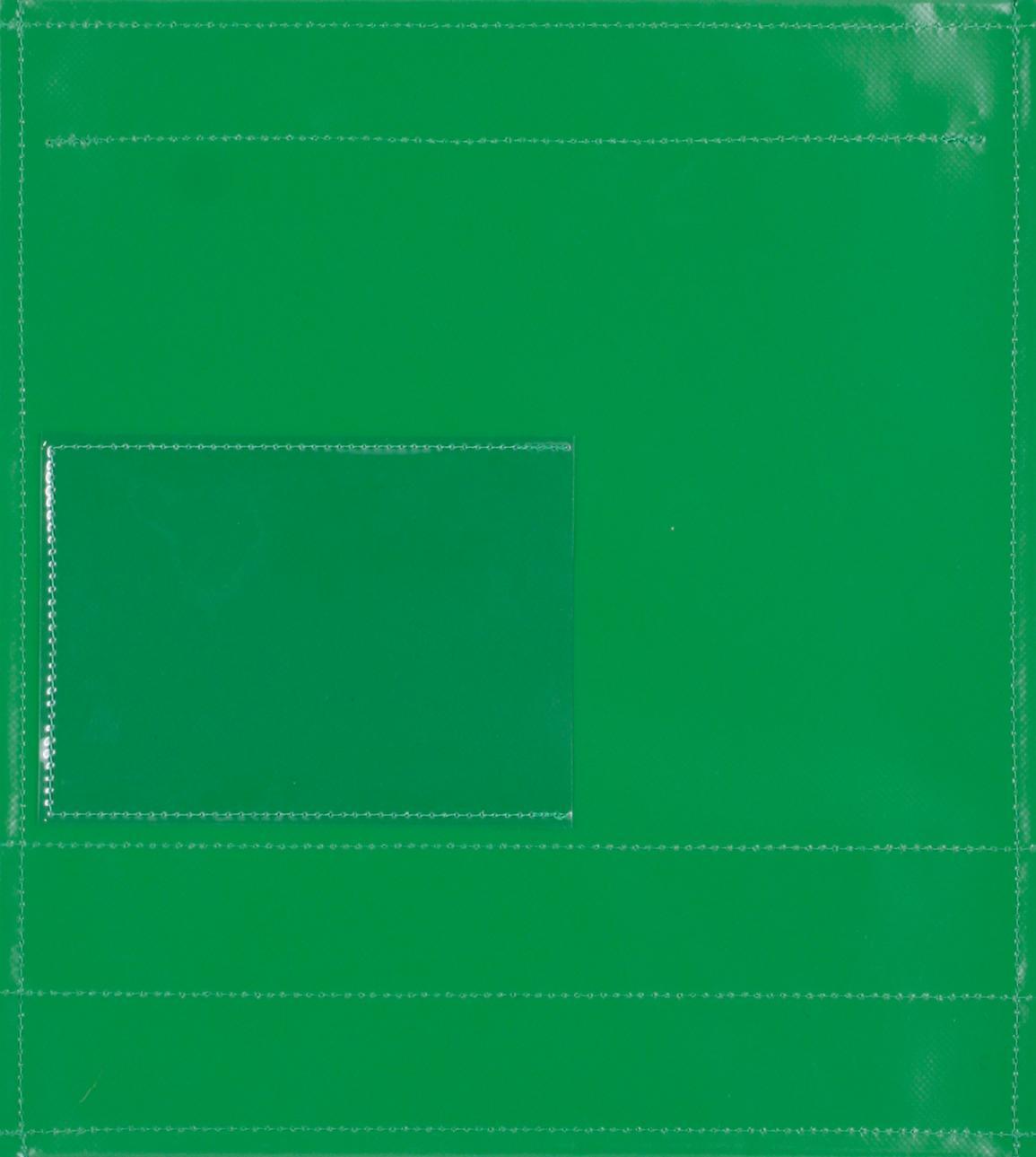 Fensterdeckel grün (mittel)