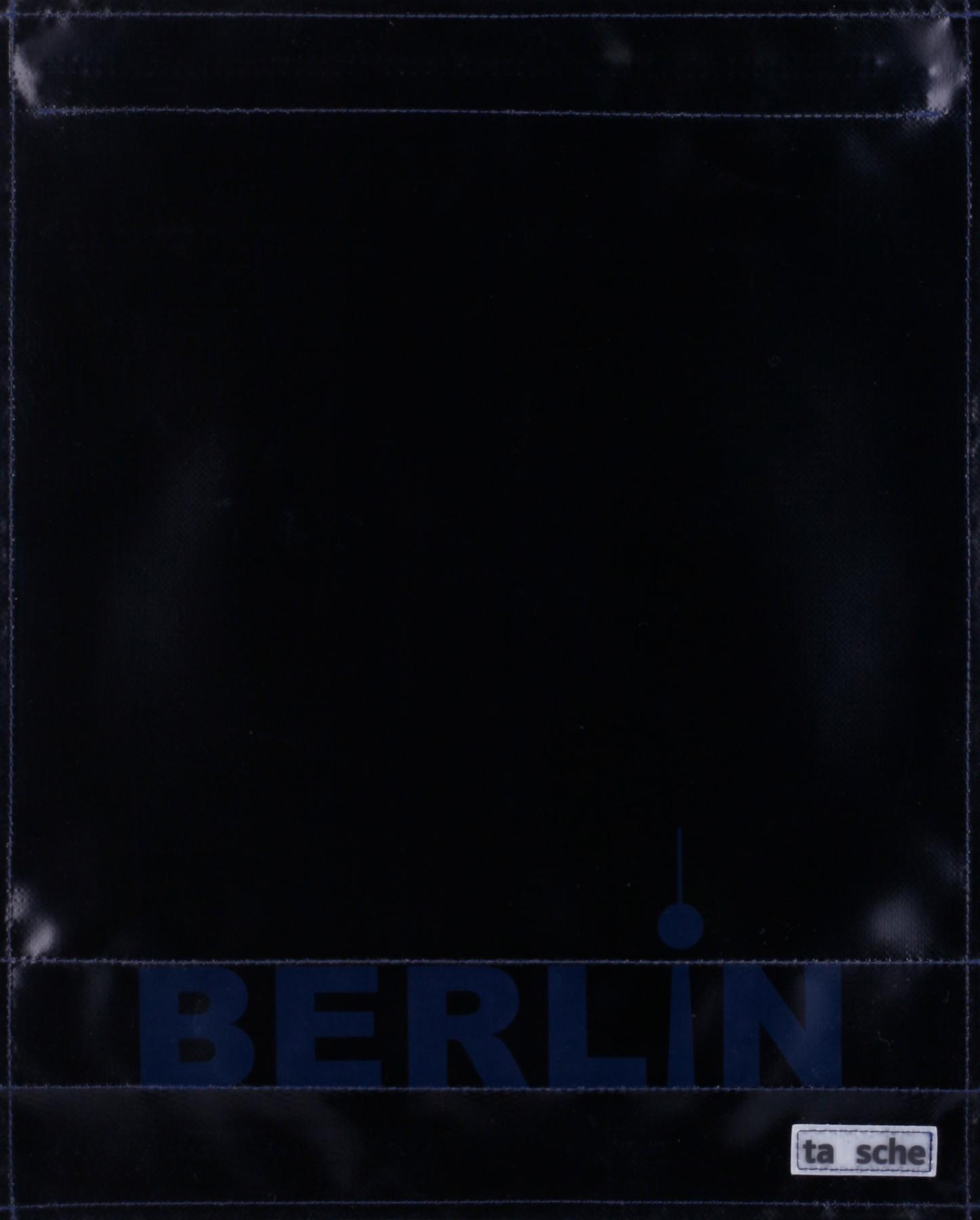 Berlin schwarz/dunkelblau (groß)