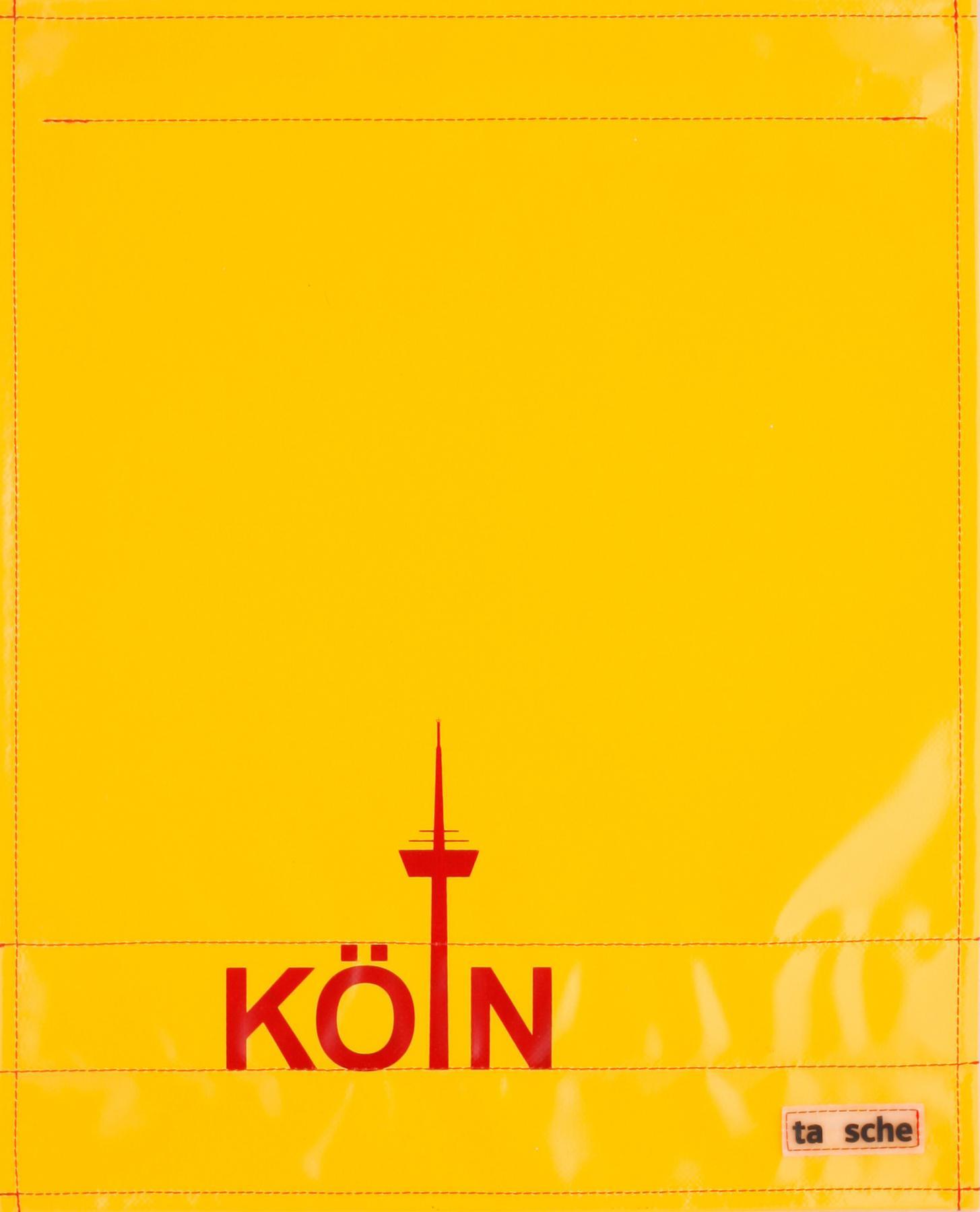 Köln gelb/rot (groß)