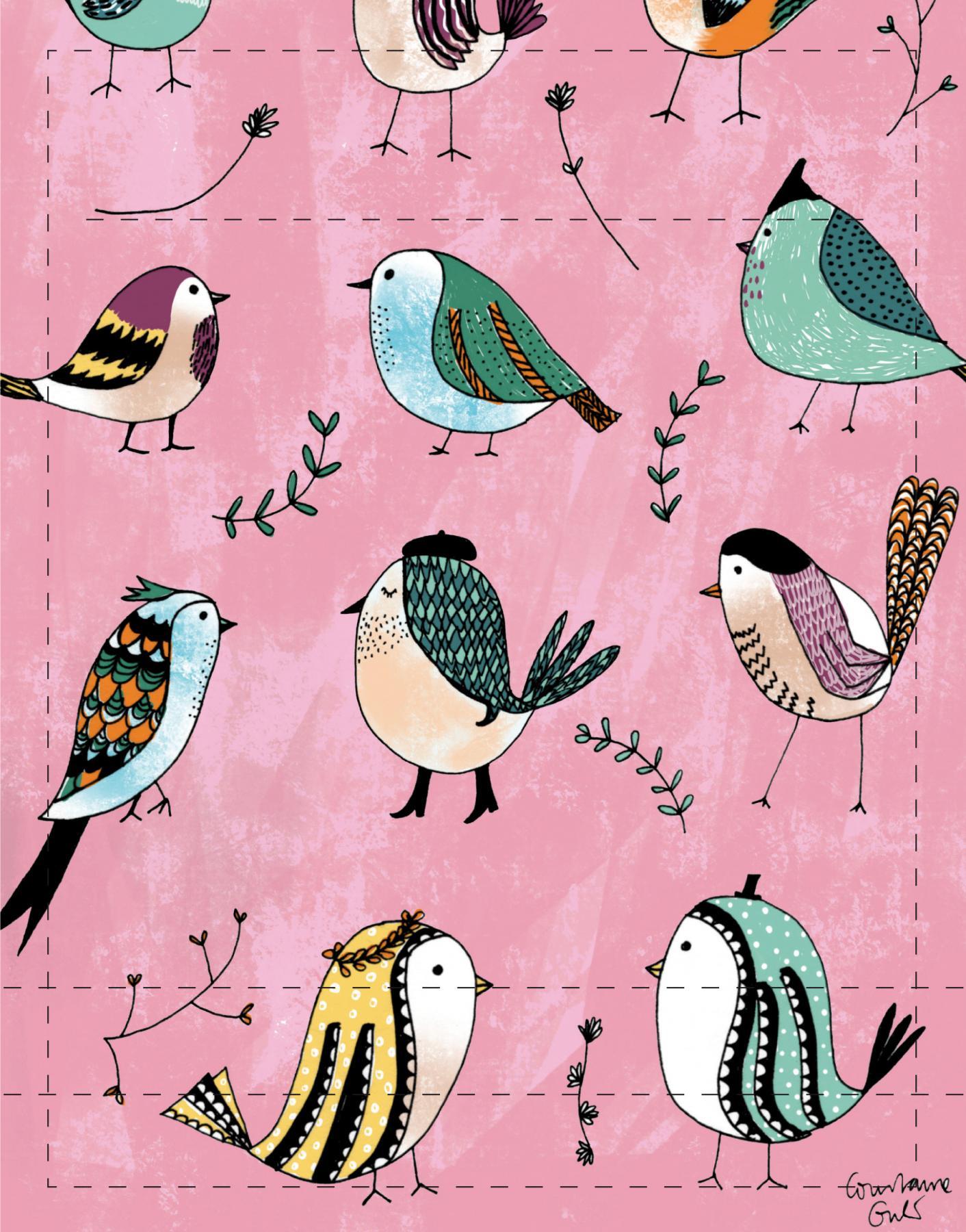 Vögel Guhr (klein)