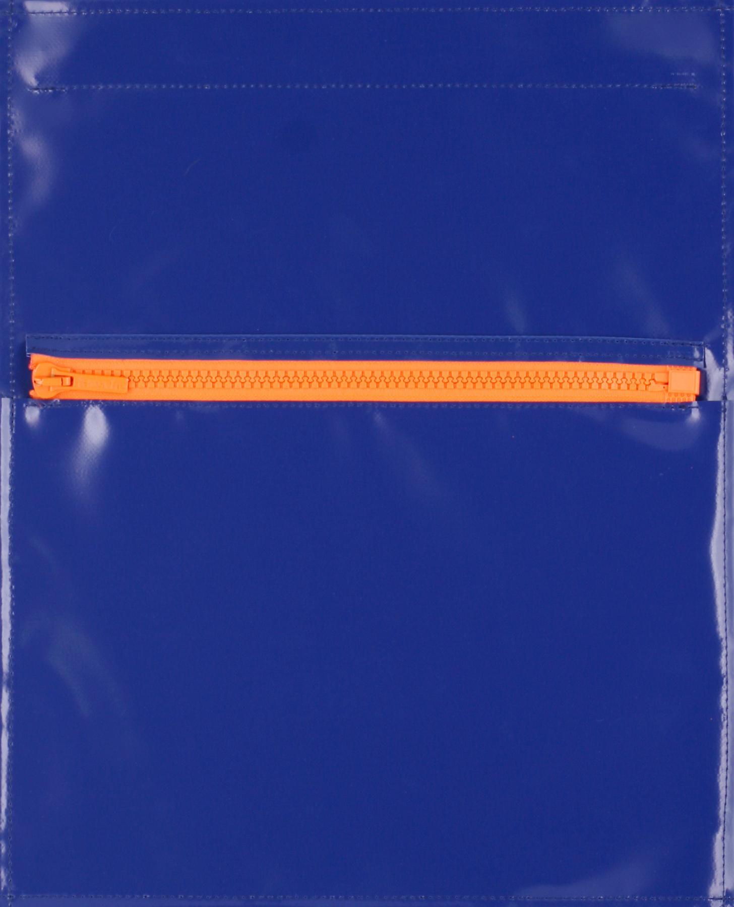 Taschendeckel mitternachtsblau (groß)