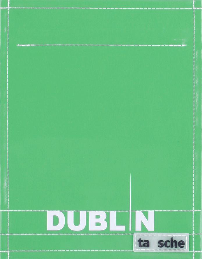 Dublin grün/weiß (klein)