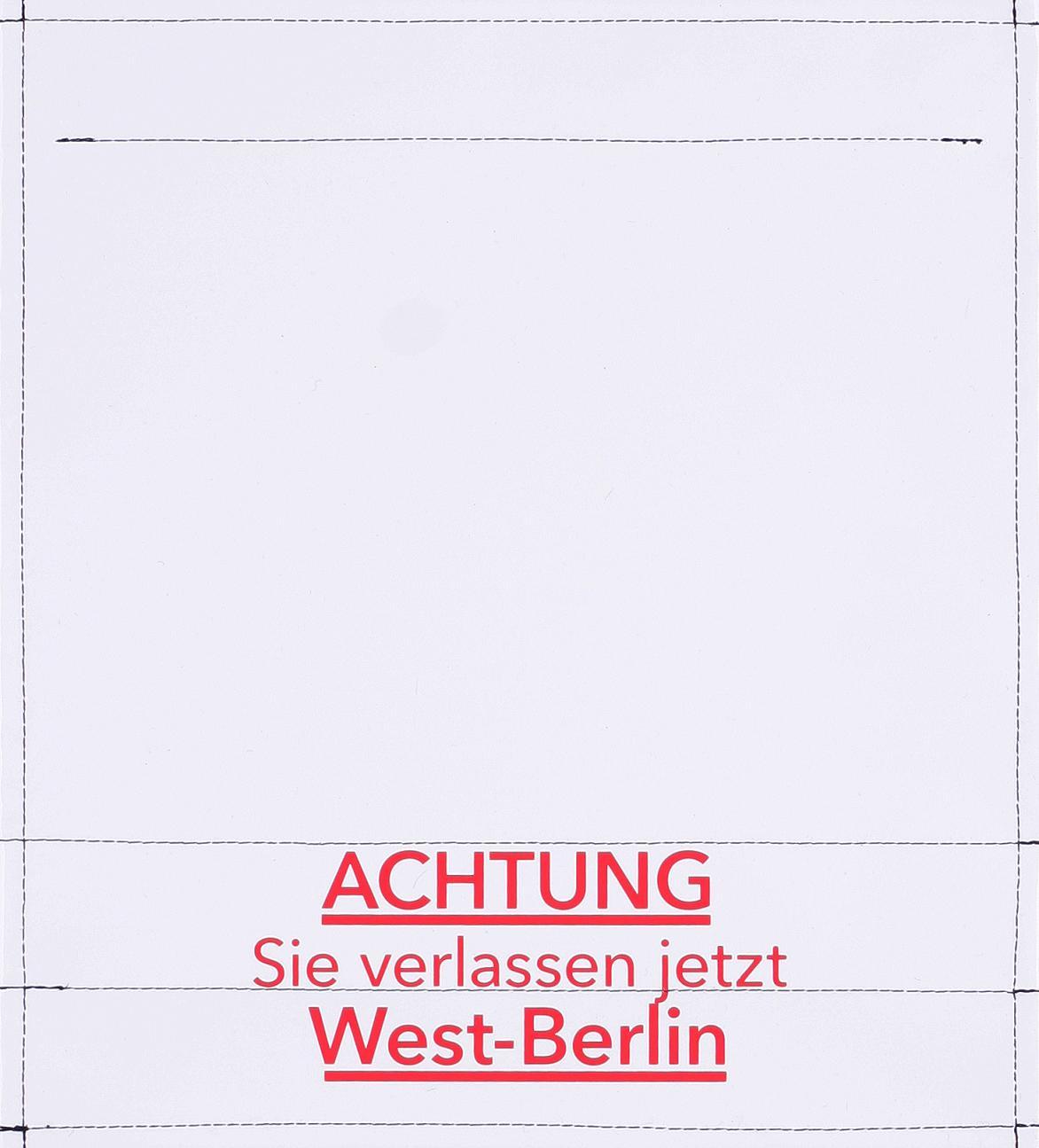 Achtung West-Berlin (mittel)