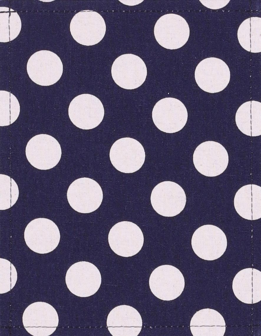 Dots schwarz/weiß (klein)