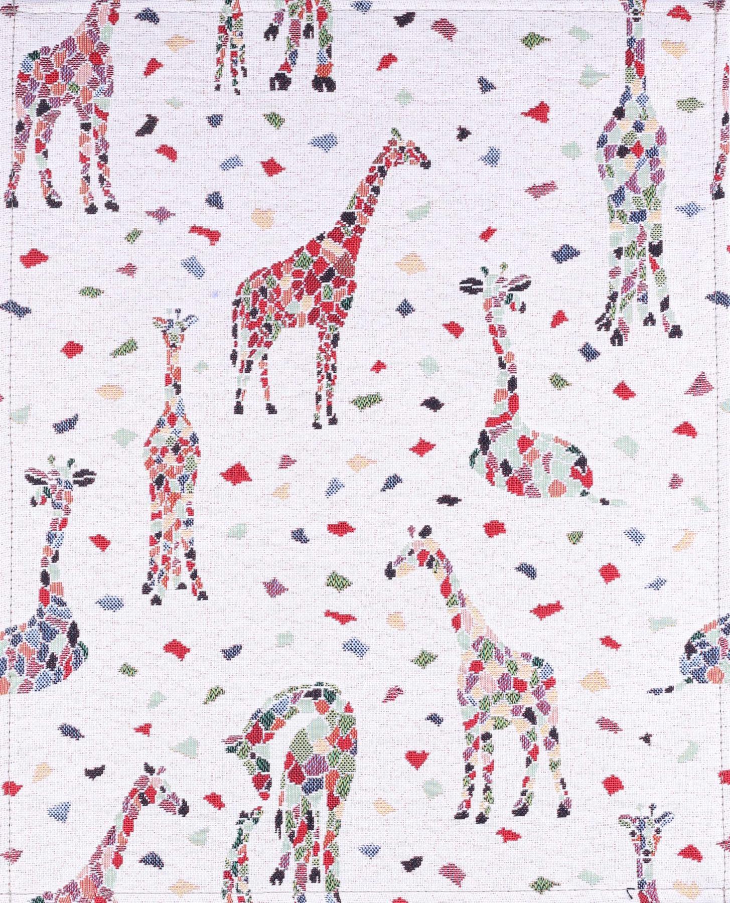 Mosaik Giraffe (groß)