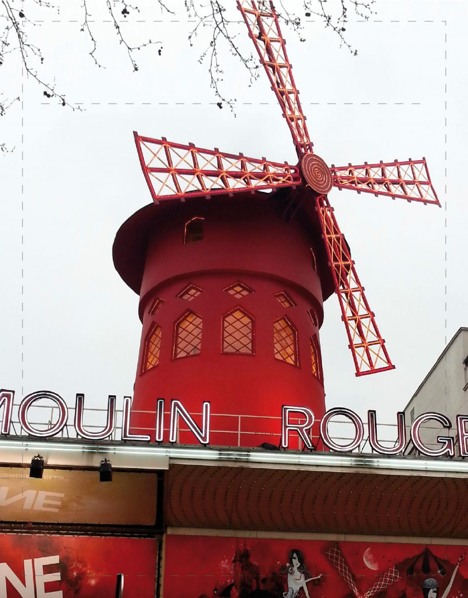 Moulin Rouge (klein)