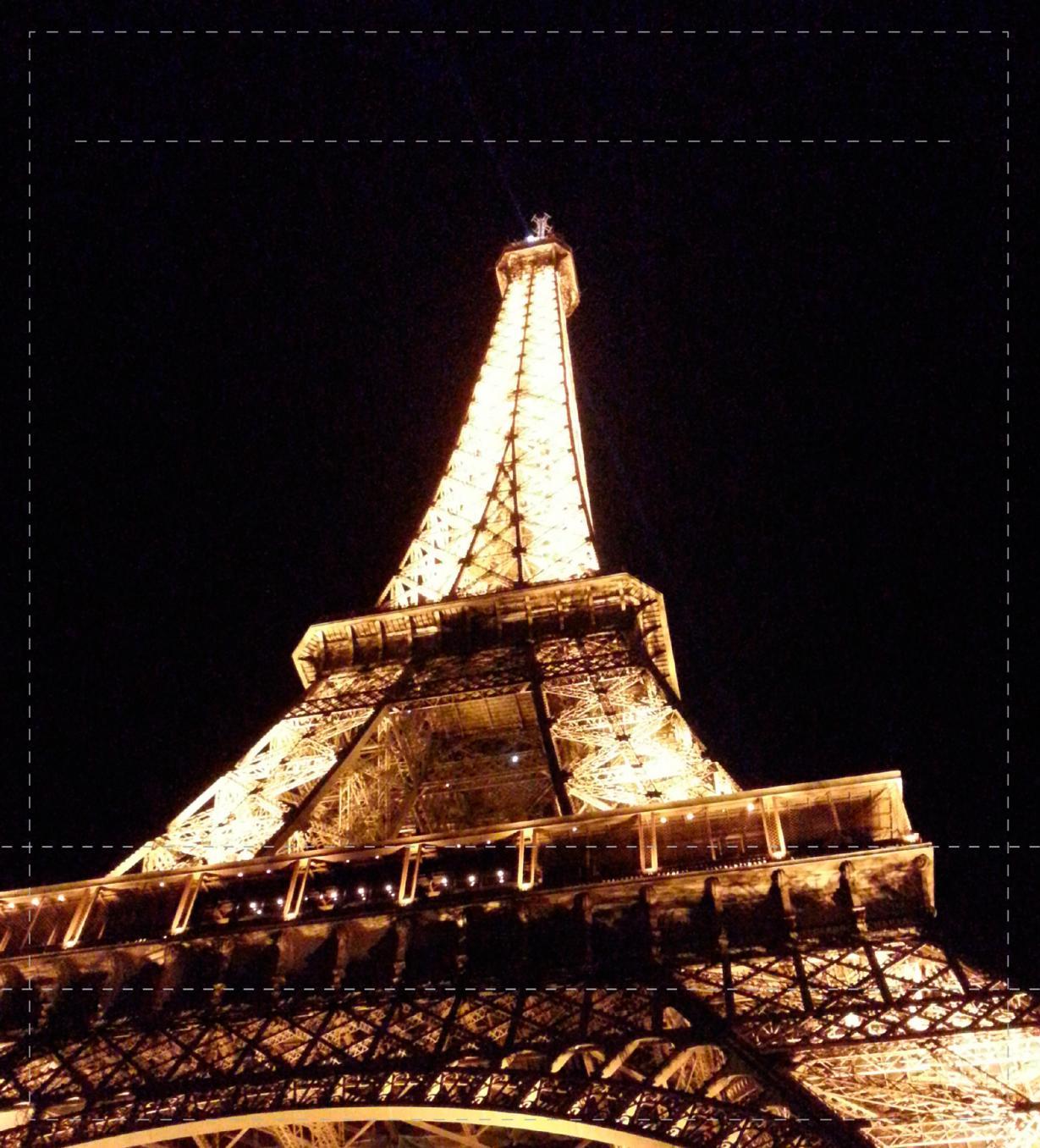 Eiffelturm (mittel)