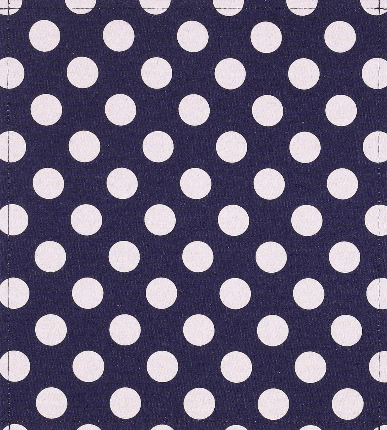 Dots black/white (medium)