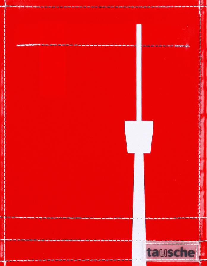 Stuttgart Fernsehturm rot/weiß (klein)