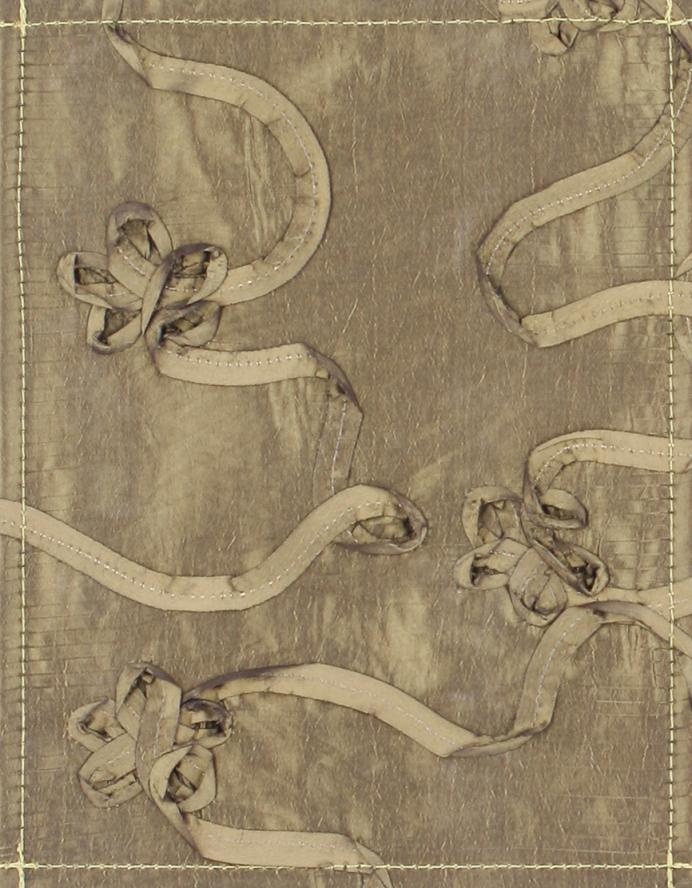 Taft Blumenband (klein)