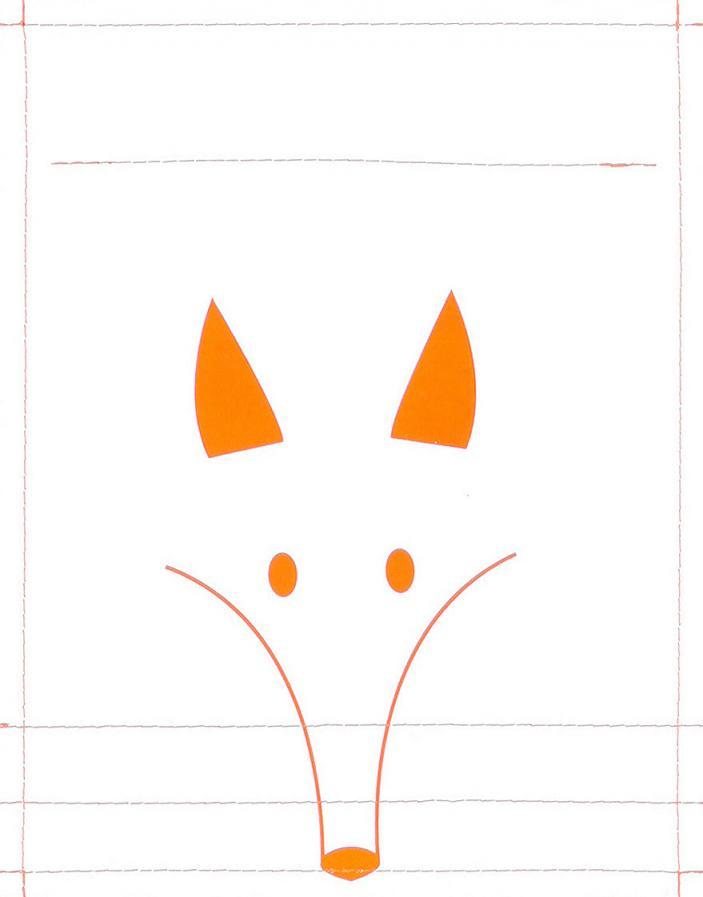 Schlauer Fuchs (klein)
