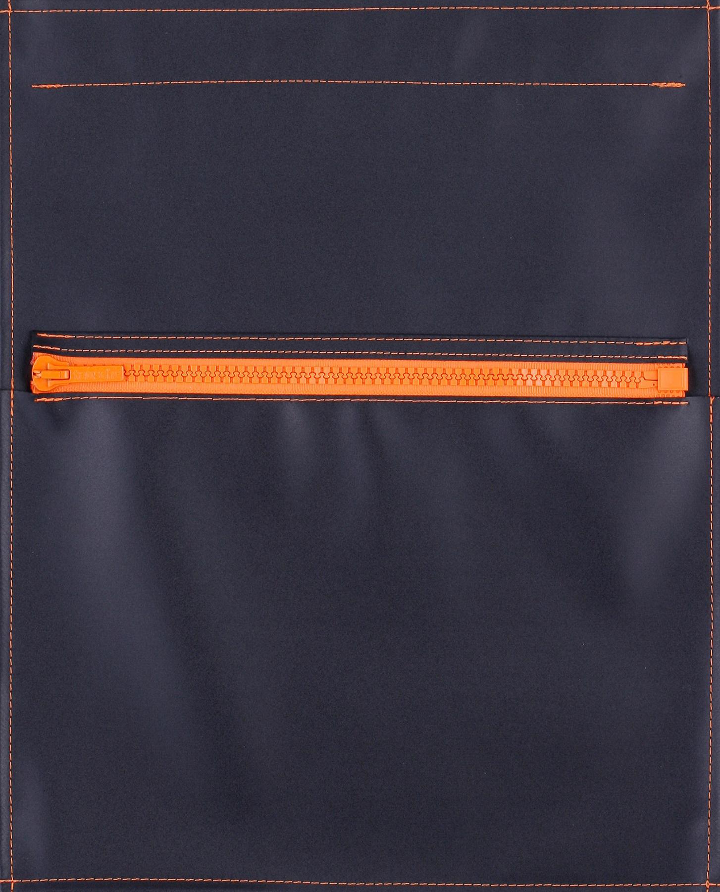 Taschendeckel schwarz matt (groß)