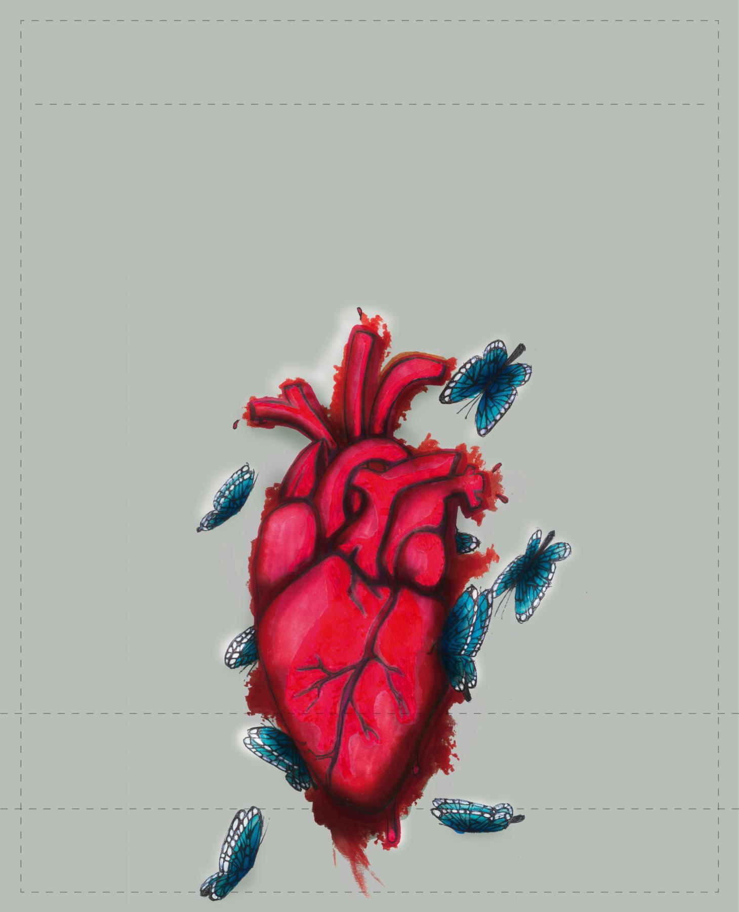 Herz (groß)
