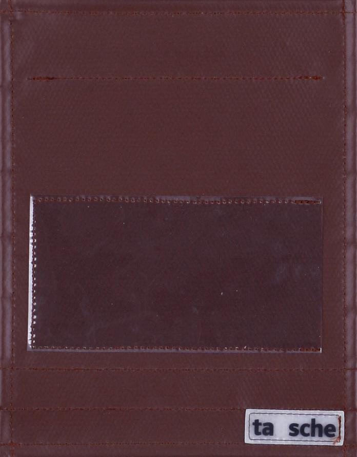 Fensterdeckel braun (klein)
