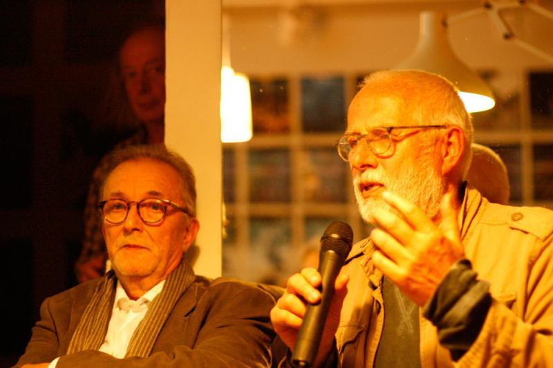 Günter Jordan, Thomas Neumann und Willi Bergholz