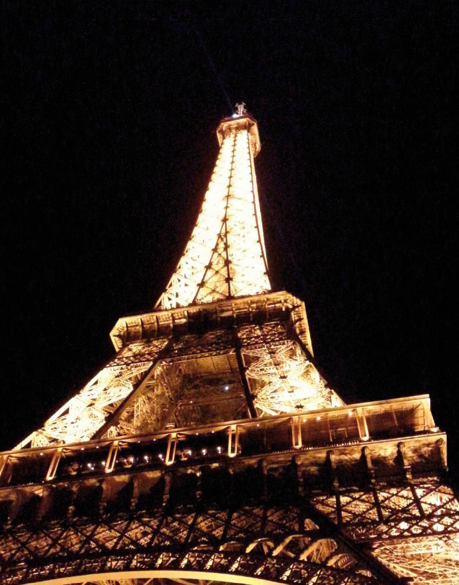 Eiffelturm (klein)