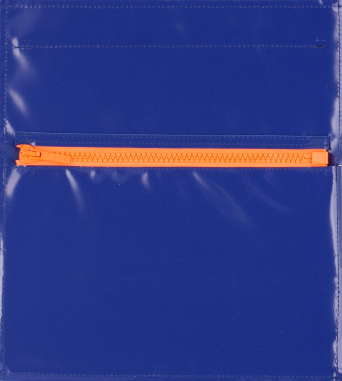 Taschendeckel mitternachtsblau (mittel)