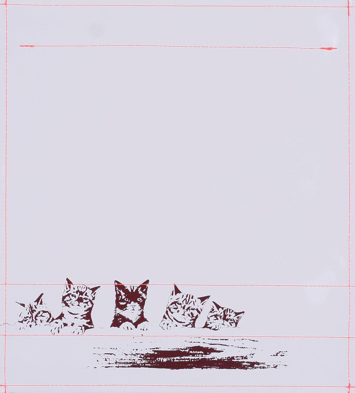 Katzenkinder (mittel)