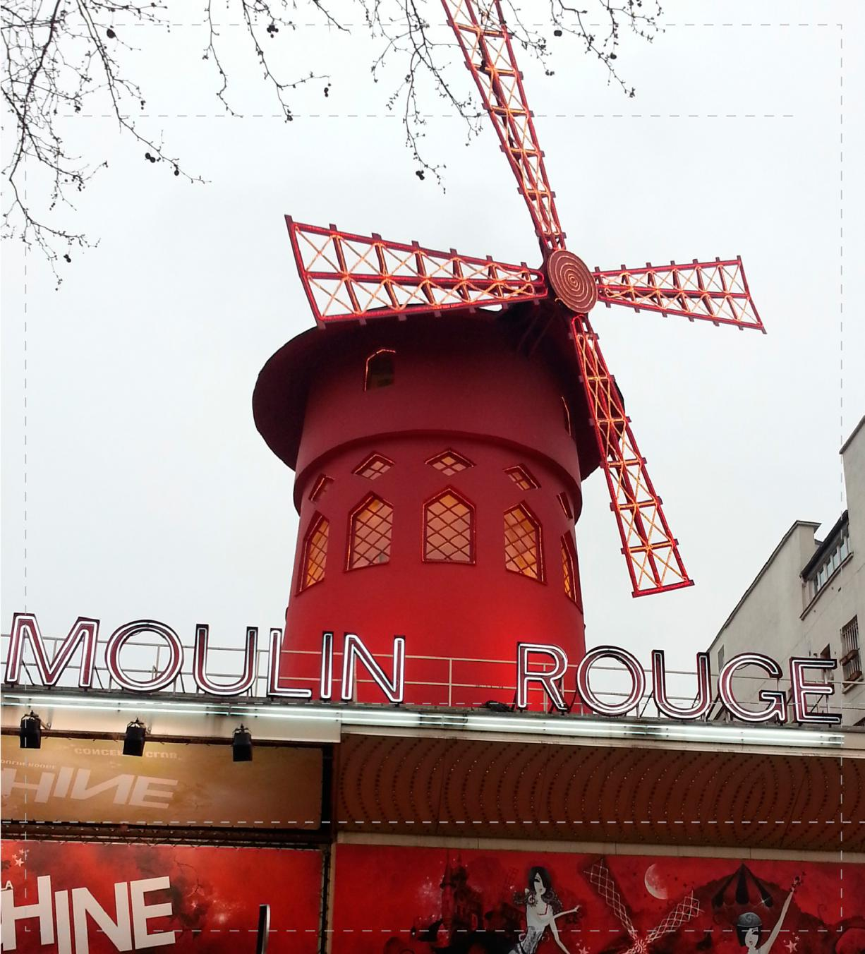 Moulin Rouge (mittel)