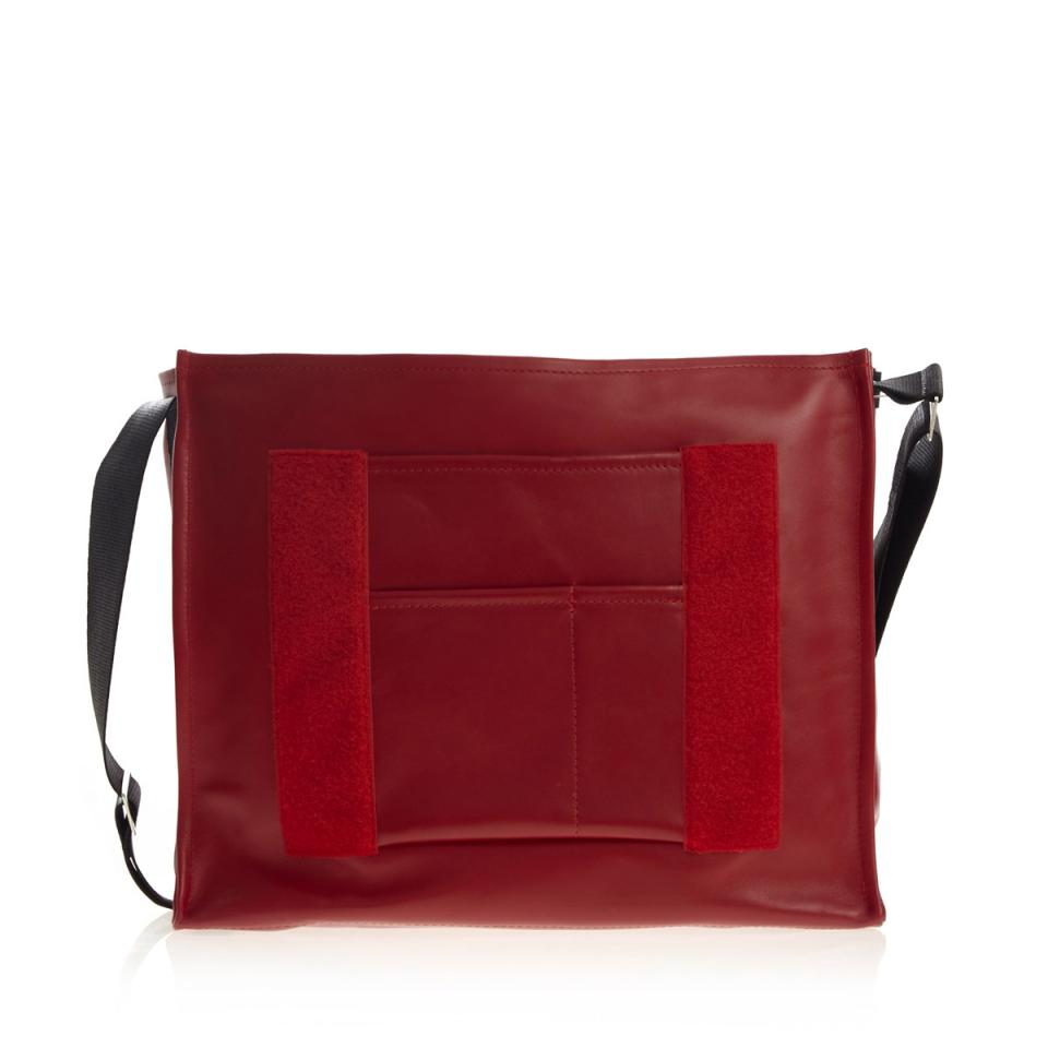 Nomadin red LEATHER