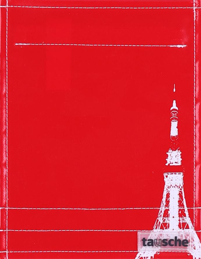 Tokyo Tower rot/weiß (klein)