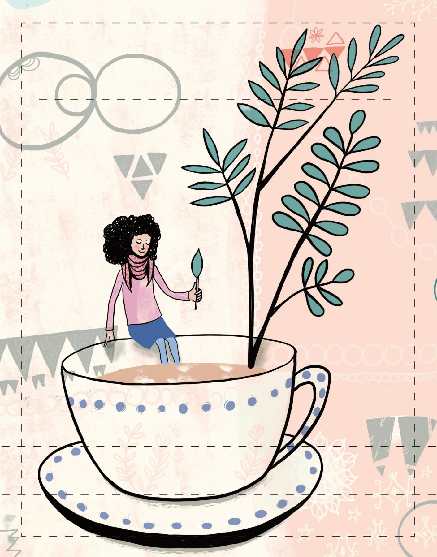 Kaffeetasse Guhr (klein)