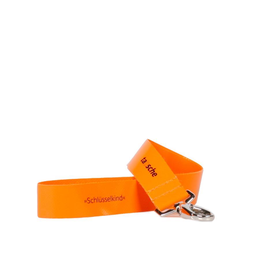 Schlüsselkind orange
