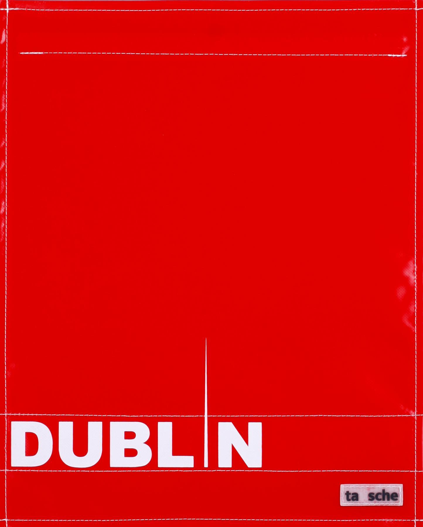 Dublin rot/weiß (groß)