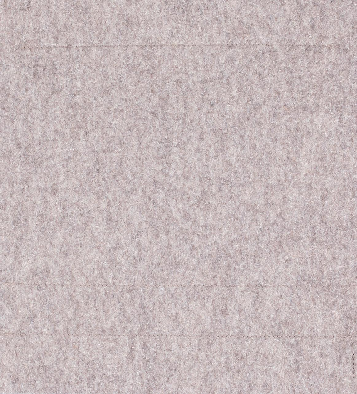 Filz graubraun (mittel)