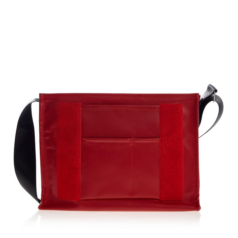 Tagediebin red LEATHER