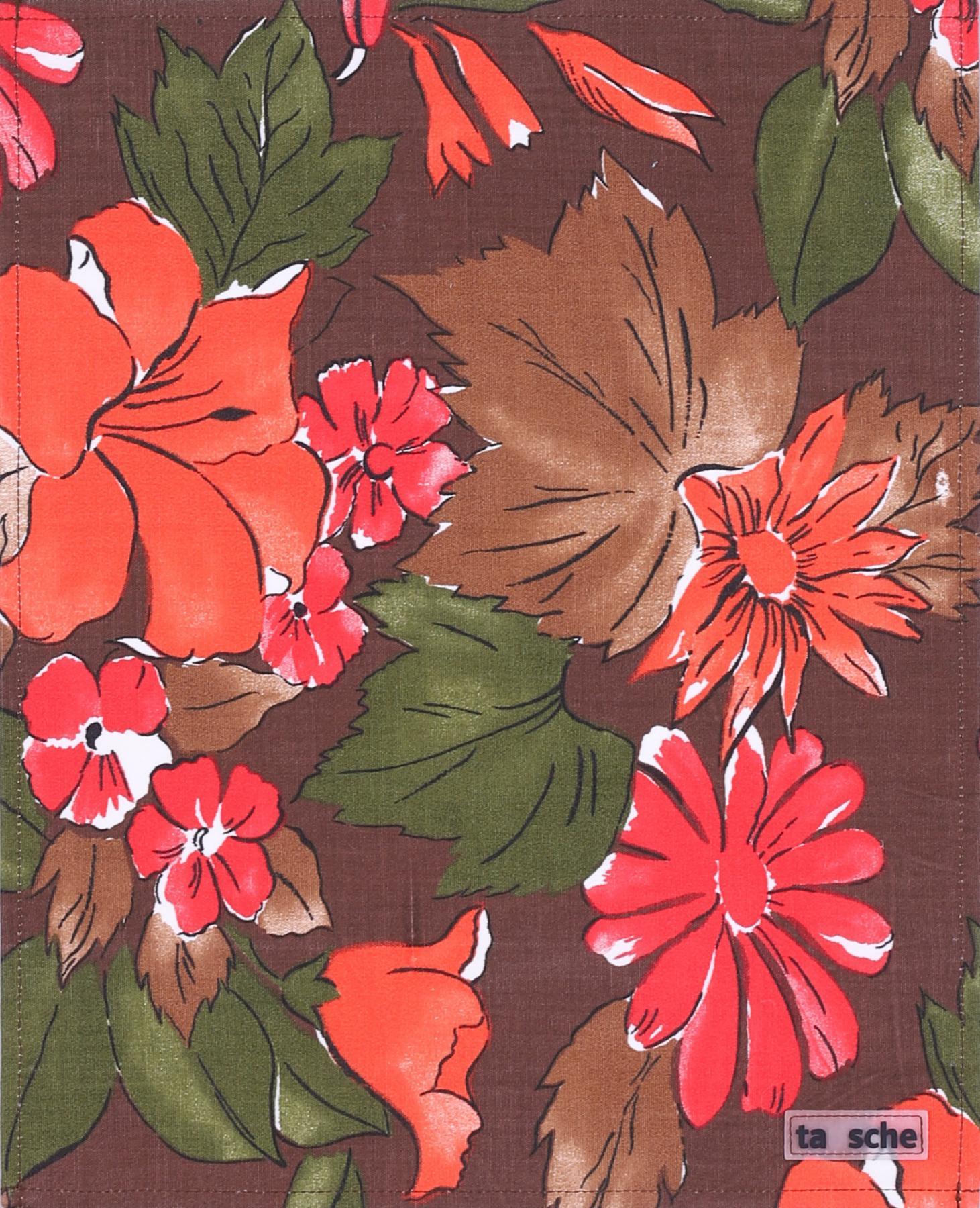 Markise Blumen (groß)