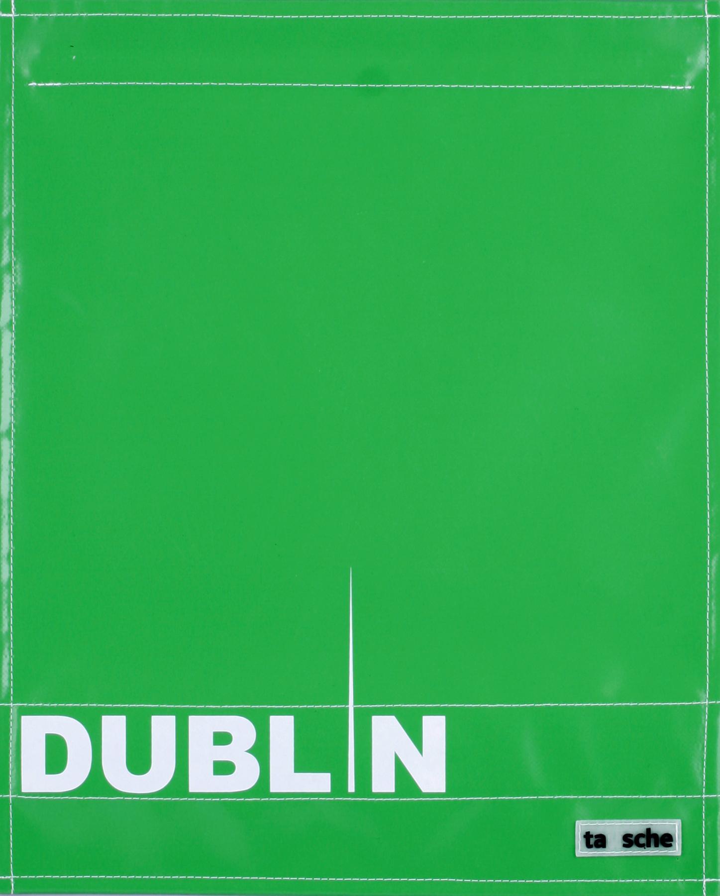 Dublin grün/weiß (groß)