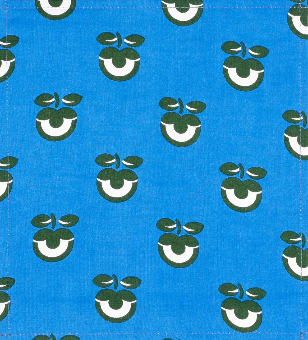 Apfel grün/blau (mittel)